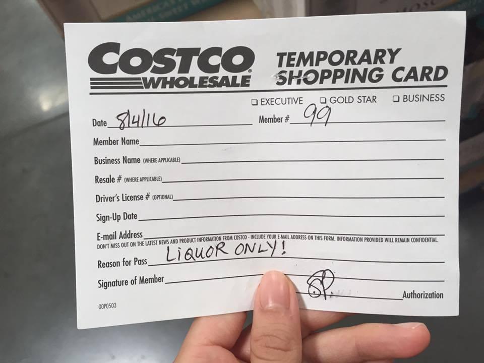 Costco 买酒全攻略