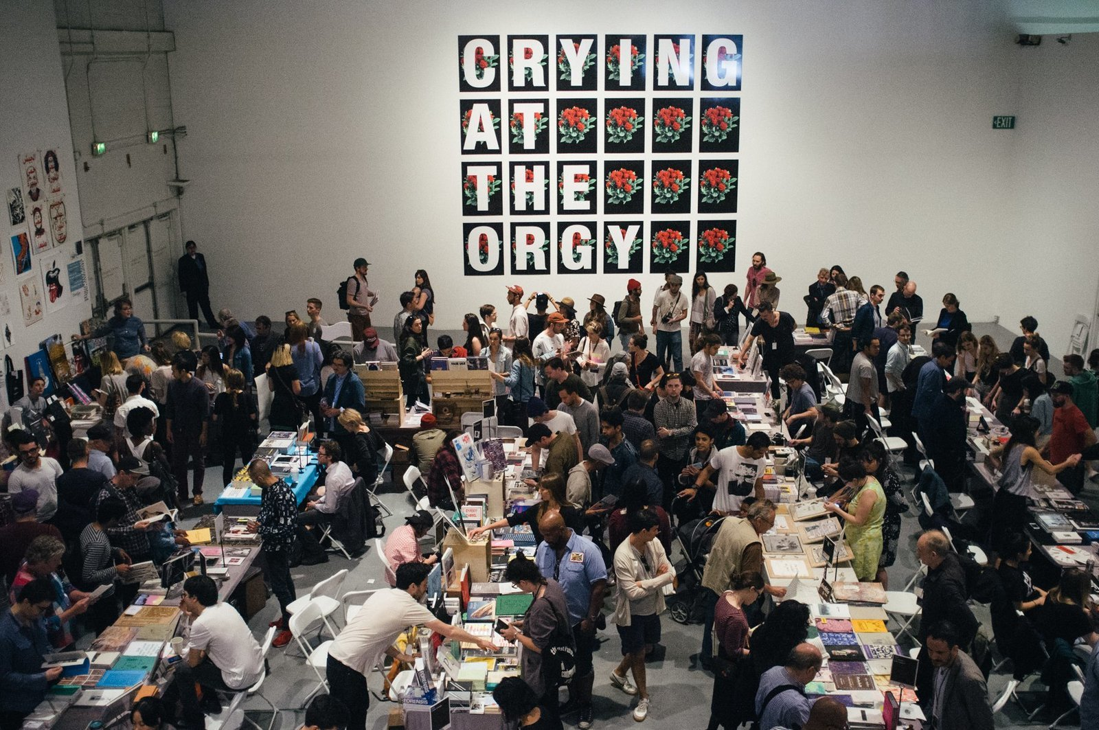 5th annual la art book fair for Craft fairs in louisiana