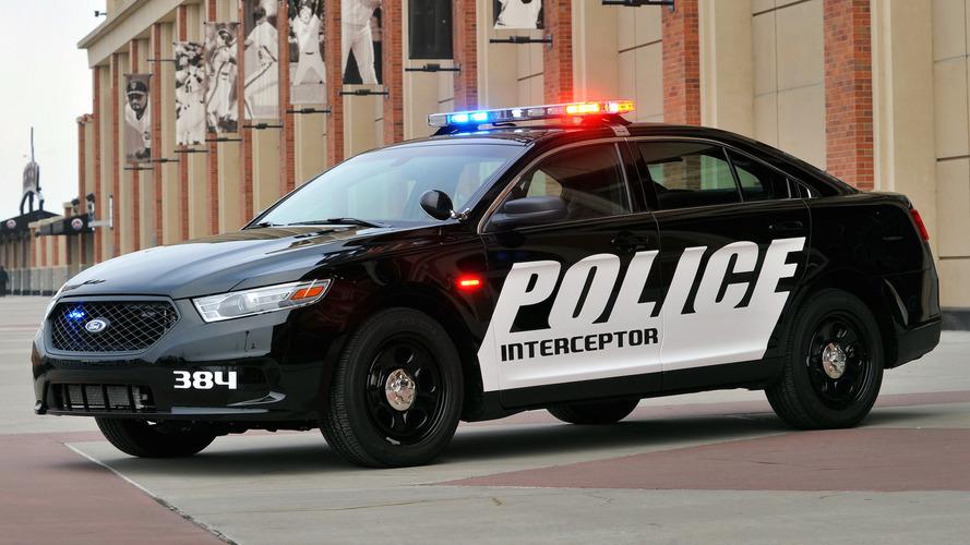 全美最快的10辆警车