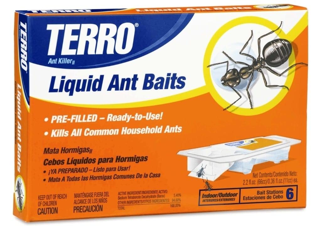 تيرو مكافح النمل