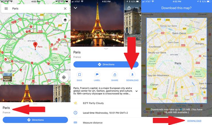 Google Map这些隐藏黑科技